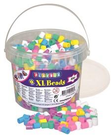 XL-pärlor 950st pastell
