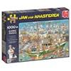 Jan van Haasteren, Tall Ship Chaos, Pussel 1000 bitar
