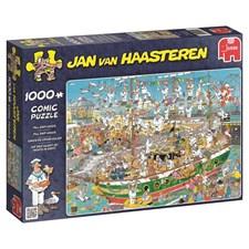 Jan van Haasteren, Tall Ship Chaos, Puslespill, 1000 brikker