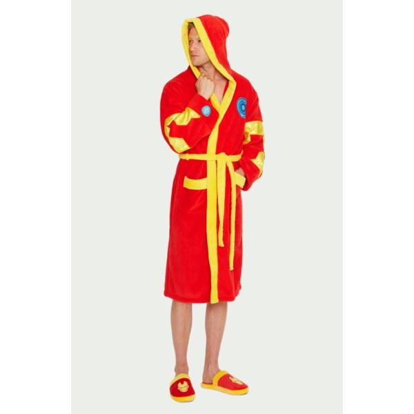 Iron Man Morgonrock  Groovy UK - badrockar & morgonrockar