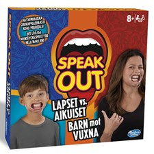 Speak Out Kids vs. Parents, Hasbro (SE/FI)