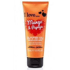 I Love... Mango & Papaya Super Soft Hand Lotion 75ml