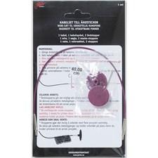 Kabelsett til pinnespisser 40 cm