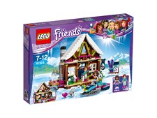 Vinterresort stuga, LEGO Friends (41323)