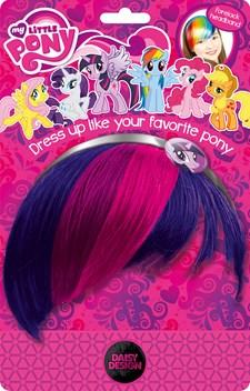 Diadem med lugg, Twilight Sparkle, My Little Pony