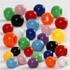 Kongo-muovihelmet, koko 6-10 mm, aukon koko 3-5 mm, 150 ml