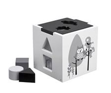 Kids Concept Pumpkin Muotolaatikko Musta