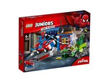 Spider-Man vs. Scorpion – Gatustrid, LEGO Juniors (10754)