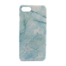 Mobilskal gråblå marmor iPhone 7