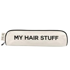 Bag-all Hair Stuff Etuiet 38x12x7 cm Svart/Hvit