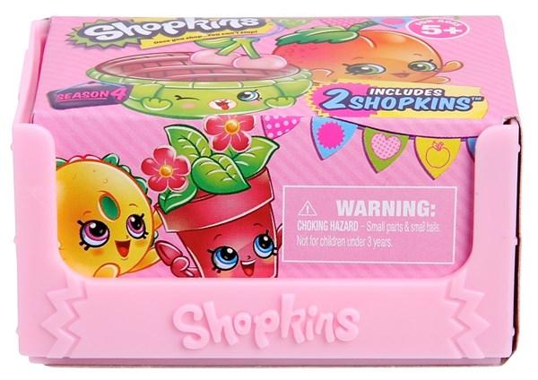 Lykkepose, 2-pack, Sesong 4, Shopkins