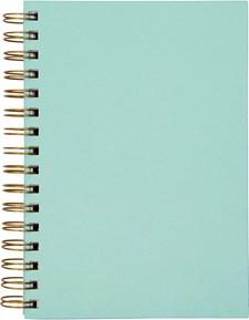 Notatbok Burde A5 Grønn