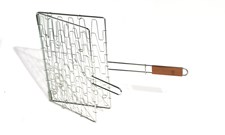 Fleksibel grillkurv, Outset