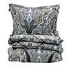 GANT Home Key West Paisley Påslakan 100% Bomull 150x210 cm Dark Earthbrown