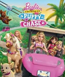 Barbie och hennes systrar på valpjakt