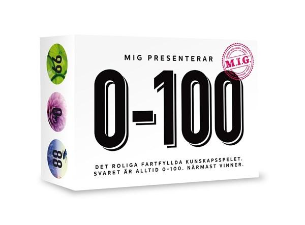 0-100, Spel (SE)