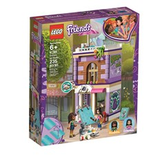 Emmas ateljé, LEGO Friends (41365)