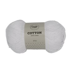 Adlibris Cotton Garn 100g
