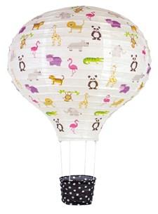 Rislampa Luftballong Safari, Jabadabado