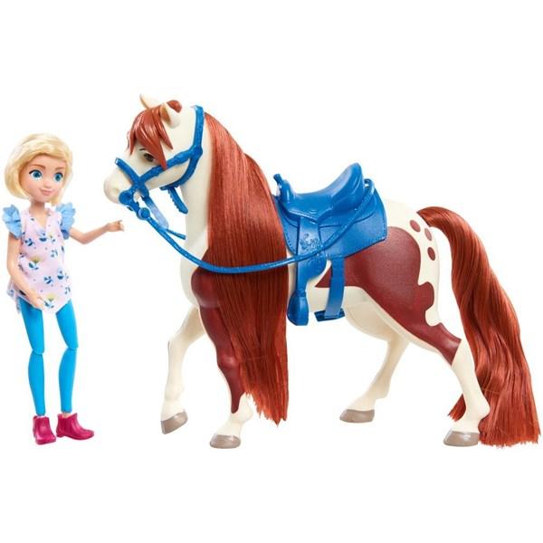 Abigail och Bommerang  Spirit - figurer & miniatyrer