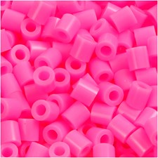 Rörpärlor 5x5 mm 6000 st Rosa (2)