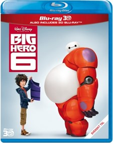 Disney Klassiker 53 - Big Hero 6 (Blu-ray 3D + Blu-ray)