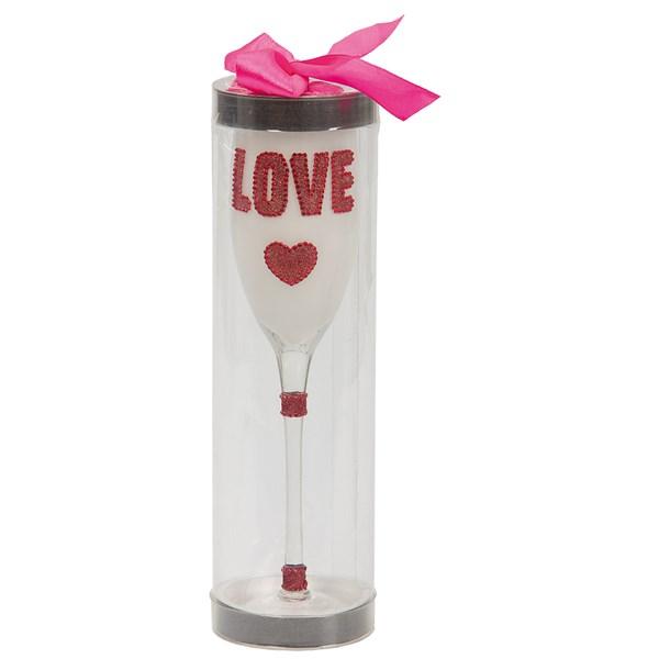 Champagneglass Love