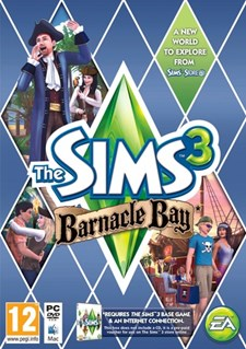 The Sims 3 - Barnacle Bay (expansion)