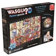 Pussel 1000 bitar, Spring has sprung, Wasgij Mystery