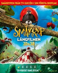 Småkryp - Långfilmen (Blu-ray 2D+3D)