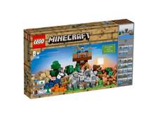 Konstruksjonsboks 2.0, LEGO Minecraft (21135)