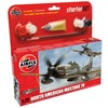 Starter Set North American Mustang IV 1:72, Airfix