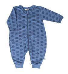Pyjamas Igelkott, Blå, Martinex