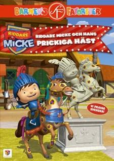 Riddare Micke och hans prickiga häst
