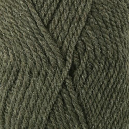 Drops Alaska Uni Colour Lanka Villalanka 50g Olive 51