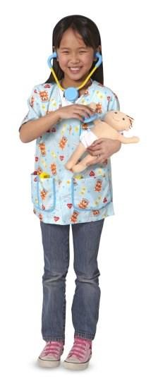 Barnepleier Kostyme, Melissa & Doug