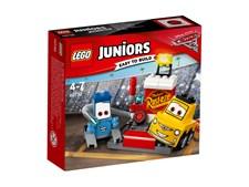Guidon ja Luigin varikkopysäkki, LEGO Juniors Cars 3 (10732)