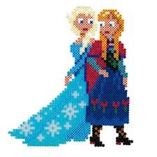 Midi Pärlor Disney Frozen, 6000 delar, Hama