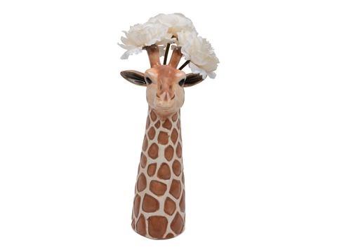 Form Living Vas Giraff 12 3x15 3x26 5 cm Gul - vaser