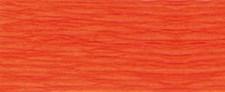 Crepepapper till Blommor 25x250 cm Orange