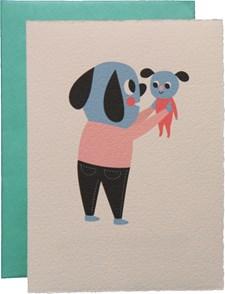 Vauvakortti A6 Tervetuloa
