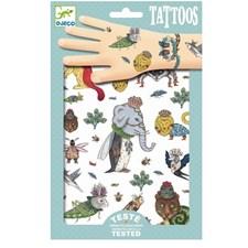 Tatueringar med djur, Djeco