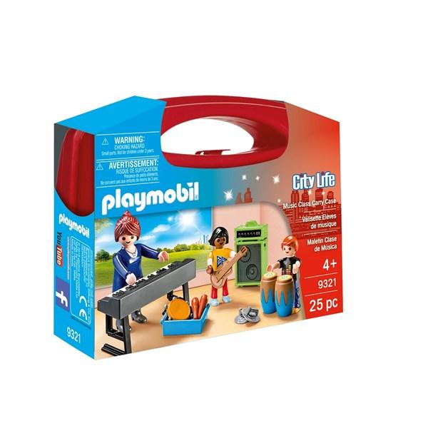 Musiklektion  Playmobil City Life (9321) - playmobil