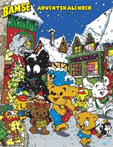 Adventskalender Bamse