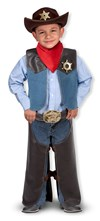 Cowboy Utklädnad, Melissa & Doug