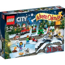 Adventskalender 2015, LEGO City (60099)