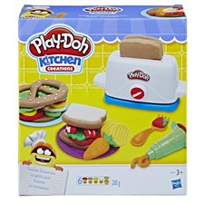 Toaster Creations, Play-Doh