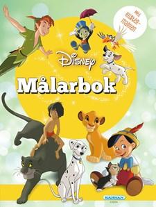 Disney-klassiker målarbok