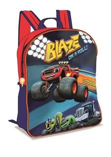 3D Ryggsäck, Blaze Och Monstermaskinerna