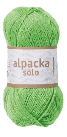 Alpaca Solo 50g Vaaleanvihreä (29112)